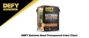 Defy Extreme Wood Stain Review