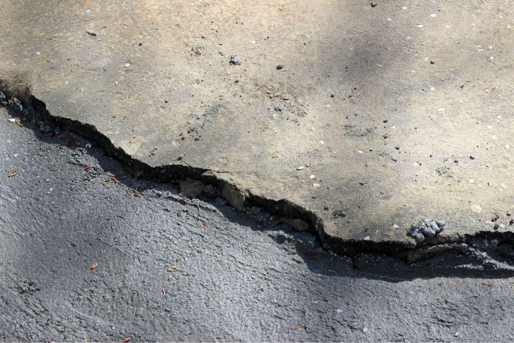 New Concrete to Old Concrete