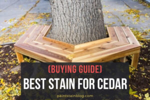 Best Semi Transparent Deck Stain (Review) in 2021 1