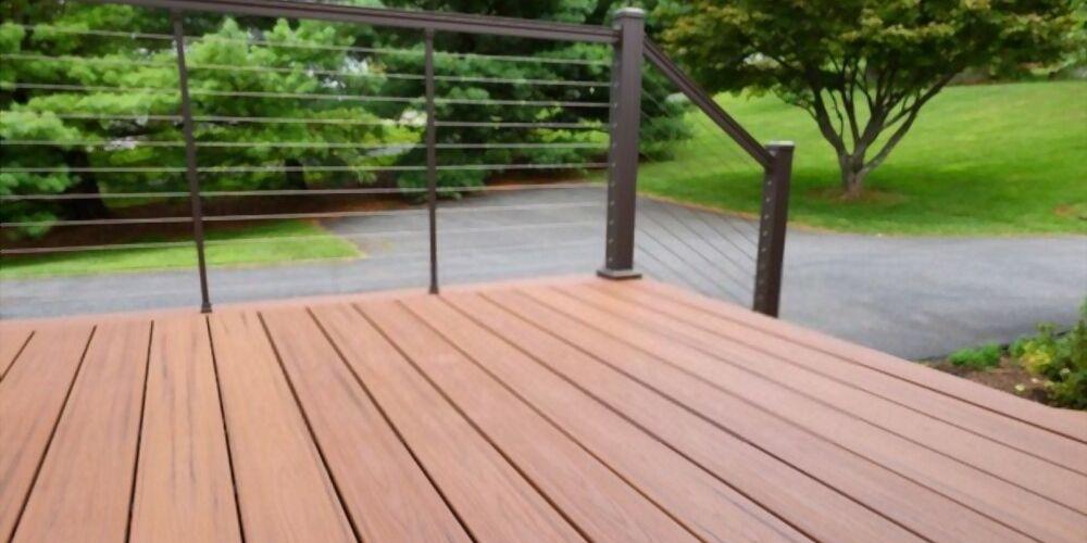 best deck stain color ideas