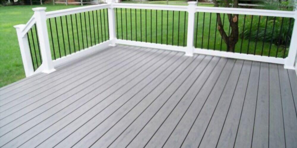 gray deck color