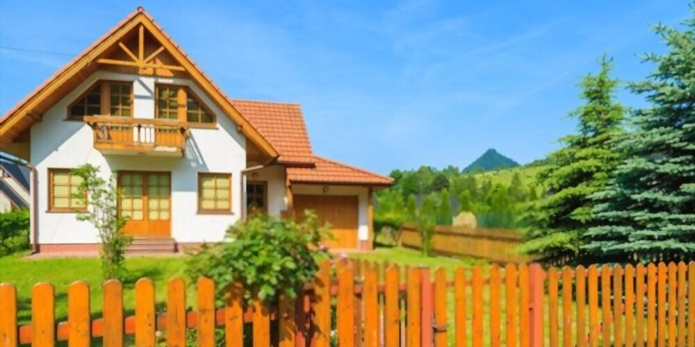 why should you wait before staining a new fence